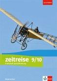 Zeitreise 9/10. Differenzierende Ausgabe Niedersachsen und Bremen. Arbeitsheft Sprachförderung Klasse 9/10