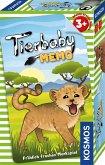 KOSMOS 711535 - Tierbaby-Memo, Fröhlich freches Merkspiel, Mitbringspiel