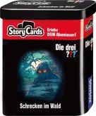 KOSMOS 698966 - Die drei ???; Story Cards, Schrecken im Wald, Kartenspiel