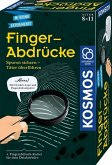 KOSMOS 657796 - Finger-Abdrücke, Experimentierkasten, Mitbring-Experimente