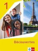 Découvertes 1. Ausgabe 1. oder 2. Fremdsprache. Schülerbuch flexibler Einband 1. Lernjahr