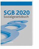 SGB 2020 Sozialgesetzbuch Gesamtausgabe