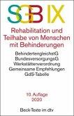 Sozialgesetzbuch (SGB) IX. Rehabilitation und Teilhabe von Menschen mit Behinderungen