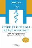 Medizin für Psychologen und Psychotherapeuten (eBook, ePUB)