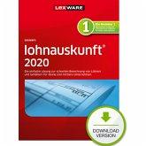 Lexware lohnauskunft 2020 - Jahresversion (365-Tage) (Download für Windows)