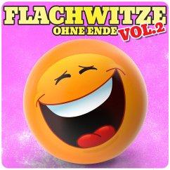 Flachwitze ohne Ende, Vol. 2 (MP3-Download) - Der Spassdigga,