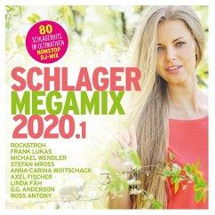 Schlager Megamix 2020.1 - Diverse