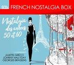 French Nostalgia Box-Nostalgie Des Annees 50et60