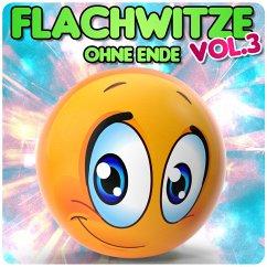 Flachwitze ohne Ende, Vol. 3 (MP3-Download) - Der Spassdigga,