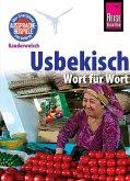 Usbekisch - Wort für Wort (eBook, PDF)