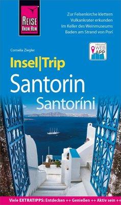 Reise Know-How InselTrip Santorin (eBook, ePUB) - Ziegler, Cornelia
