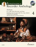 Renaissance Recorder Anthology 4
