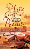 The Pop Music and the Classical Chinese Metered Poems