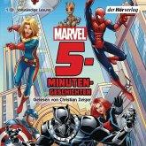 Marvel 5-Minuten-Geschichten, 1 Audio-CD