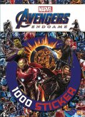 Marvel Avengers Endgame - 1000 Sticker