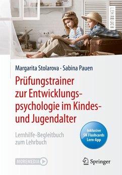 Prüfungstrainer zur Entwicklungspsychologie im Kindes- und Jugendalter (eBook, PDF) - Stolarova, Margarita; Pauen, Sabina