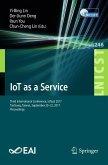 IoT as a Service (eBook, PDF)