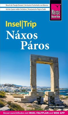 Reise Know-How InselTrip Náxos und Páros (eBook, PDF) - Mwamba, Sandra