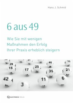 6 aus 49 (eBook, ePUB) - Schmid, Hans J.