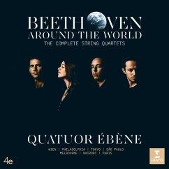 Beethoven Around The World-Compl.String Quartets - Quatuor Ébène