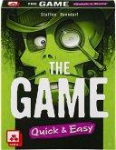 NSV 4104 - The Game, Quick & Easy, Kartenspiel