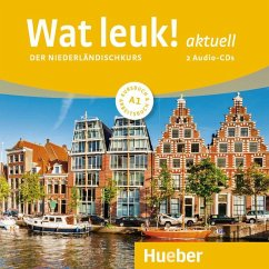 Wat leuk! aktuell A1, Audio-CD - Dedeurwaerder-Haas, Filip; Gassmann, Irmgard; Burger, Chantal