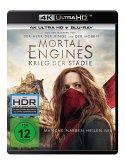 Mortal Engines: Krieg der Städte - 2 Disc Bluray