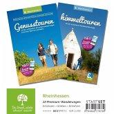 Rheinhessen-StartSet mit 2 Bänden - Premium-Wandern