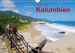 Kolumbien (Wandkalender 2021 DIN A4 quer)