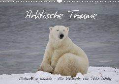 Arktische Träume - Eisbären in Kanada (Wandkalender 2021 DIN A3 quer)