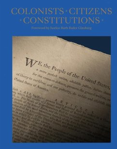 Colonists, Citizens, Constitutions: Selections from the Dorothy Tapper Goldman Foundation - Hrdlicka, James