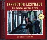 Inspector Lestrade - Der Geist von Old Hall, 1 Audio-CD