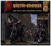 Geister-Schocker - Die Welt der lebenden Toten, 1 Audio-CD