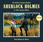 Sherlock Holmes - Neue Fälle - Das Ritual im Moor, 1 Audio-CD