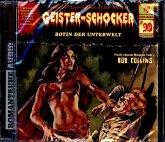 Geister-Schocker - Botin der Unterwelt, 1 Audio-CD