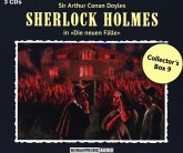 Sherlock Holmes Collector's Box, 3 Audio-CD
