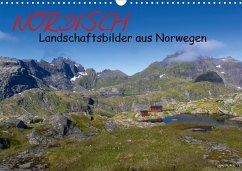 NORDISCH (Wandkalender 2021 DIN A3 quer)