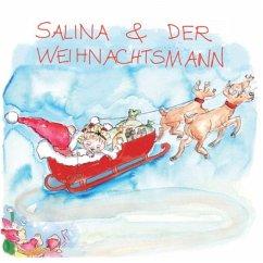 Salina & der Weihnachtsmann (eBook, ePUB) - Fischer, Melanie