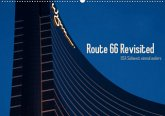 Route 66 Revisited (Wandkalender 2021 DIN A2 quer)