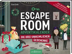 Escape Room. Der Adventskalender für Kinder von Eva Eich - Eich, Eva