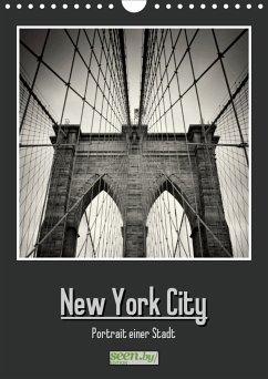 New York City - Portrait einer Stadt (Wandkalender 2021 DIN A4 hoch)