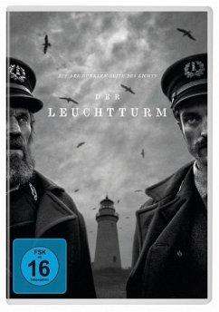 Der Leuchtturm - Robert Pattinson,Willem Dafoe,Valeriia Karaman