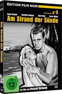 Am Strand der Sünde - Film Noir Nr.4 (Mediabook) Limited Mediabook