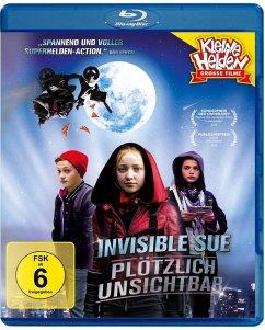 Invisible Sue - plötzlich unsichtbar - Lichtenberg,Ruby M./Habedank,Anna Shirin/Eck
