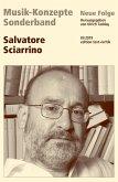 MUSIK-KONZEPTE Sonderband - Salvatore Sciarrino (eBook, ePUB)