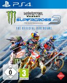 Monster Energy Supercross - Official Videogame 3 (PlayStation 4)