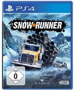 SnowRunner: Standard Edition (PlayStation 4)