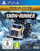 SnowRunner: Premium Edition (PlayStation 4)