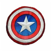 Marvel Kissen - Captain America Schild (ca 33 cm)