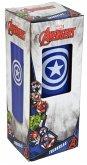 Glas - Captain America (300 ml)